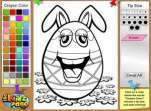 Coloring Egg