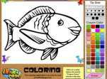 Fish Online Coloring